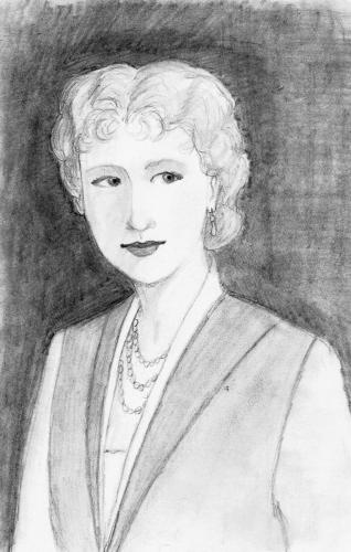 Estelle Alexandra Graham, née Bellerose-Moncrieffe, Lady Inverlochy